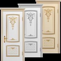 Крашенные двери Аристократ