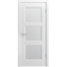 Ульяновская дверь Лацио-333 белая эмаль ДО-3