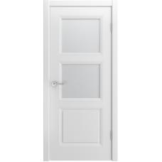 Ульяновская дверь Лацио-333 белая эмаль ДО-2