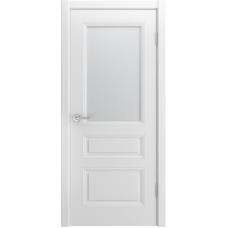 Ульяновская дверь Лацио-555 белая эмаль ДО-1