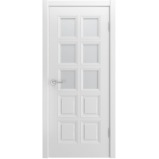 Ульяновская дверь Лацио-777 белая эмаль ДО-1