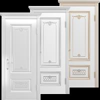 Крашенные двери Британия