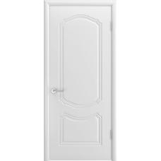 Ульяновская дверь Премьера-1С белая эмаль ДГ