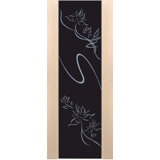 Ульяновские двери Диамант(дворецкий) белёный дуб