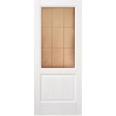 Ульяновские двери Классик белый ясень ДО