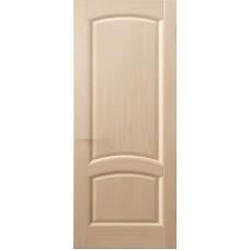 Ульяновские двери Соло белёный дуб ДГ