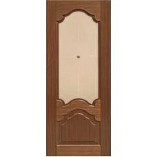 Ульяновские двери Виктория орех ДО
