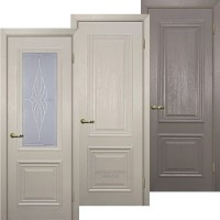 Двери экошпон Классик-1
