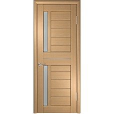 Дверь экошпон ЛУ-27 орех