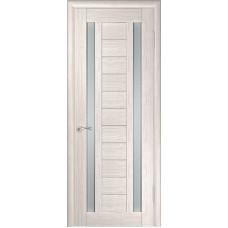 Дверь экошпон ЛУ-28 капучино