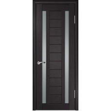 Дверь экошпон ЛУ-28 венге
