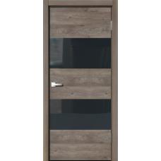 Дверь экошпон N-02 эдисон коричневый