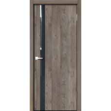 Дверь экошпон N-05 эдисон коричневый