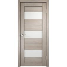 Дверь экошпон Duplex-12 капучино
