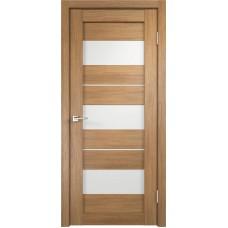 Дверь экошпон Duplex-12 дуб золотой