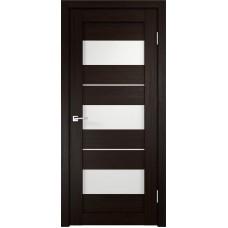 Дверь экошпон Duplex-12 венге