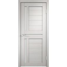 Дверь экошпон Duplex-3 дуб белый