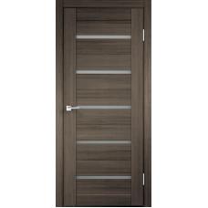 Дверь экошпон Duplex дуб серый