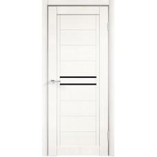 Дверь экошпон Next-2 белый эмалит