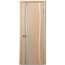 Двери ульяновские Диадема-1 белёный дуб ДО