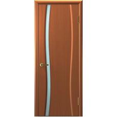 Двери ульяновские Диадема-1 тёмный анегри ДО