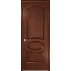 Ульяновские двери Жемчужина-2 анегри шоколад ДГ