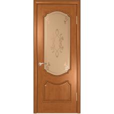 Ульяновские двери Рубин-2 светлый анегри ДО