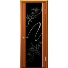 Ульяновские двери Альмека тёмный анегри