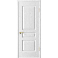 Ульяновские двери Атлант-2 ясень белая эмаль ДГ