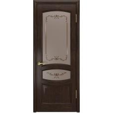 Ульяновские двери Деметра морёный дуб ДО