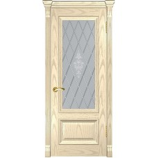 Ульяновские двери Фараон-1 слоновая кость ДО