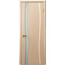 Ульяновские двери Клеопатра-1 белёный дуб ДО