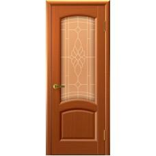 Ульяновские двери Лаура тёмный анегри ДО