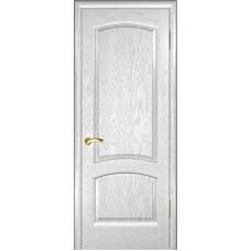 Ульяновские двери Лаура дуб белая эмаль ДГ