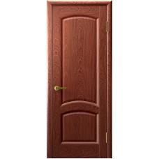 Ульяновские двери Лаура красное дерево ДГ