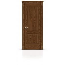 Дверь СитиДорс модель Бристоль цвет Дуб морёный
