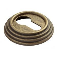Rucetti Накладка на цилиндр RAP-CLASSIC-L KH состаренная матовая бронза OMB 2 шт.