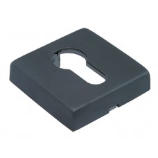 MORELLI Накладка на цилиндр LUX-KH-Q Матовая черная бронза BLACK