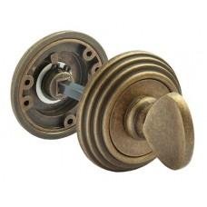 Rucetti Фиксатор сантехнический RAP-CLASSIC-L WC состаренная матовая бронза OMB