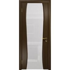 Дверь DioDoor Портелло-2 венге белый триплекс