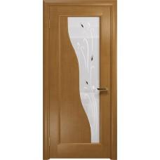 Дверь DioDoor Торино анегри белое пескоструйное Рами