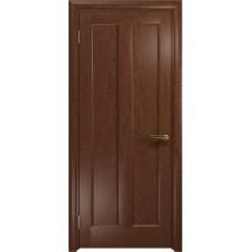 Дверь DioDoor Тесей красное дерево