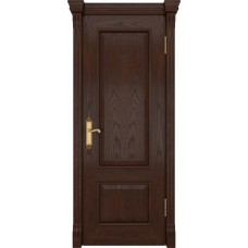 Дверь DioDoor Цезарь-1 дуб коньячный