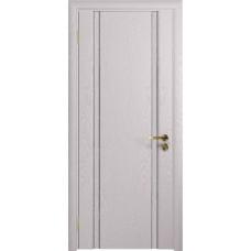 Дверь DioDoor Триумф-2 ясень белый