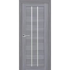 Дверь МариаМ модель Техно 602 Светло-серый мателюкс