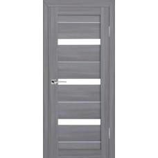 Дверь МариаМ модель Техно 642 Светло-серый мателюкс