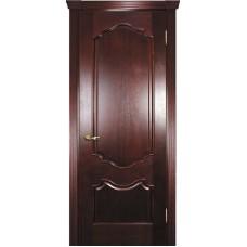 Ульяновские двери Фрейм 01 красное дерево ДГ