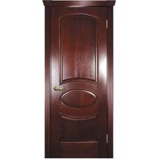 Ульяновские двери Фрейм 04 красное дерево ДГ