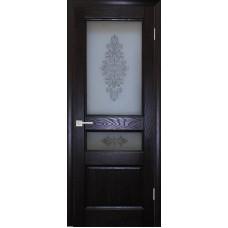Ульяновские двери Вайт 02 дуб патированный ДО