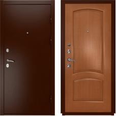 Входная дверь Luxor-3a Лаура тёмный анегри